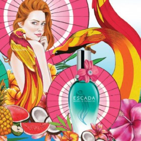 Echantillons gratuits Parfums Escada