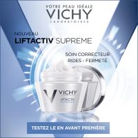 Test gratuit : Soin LiftActiv Supreme de Vichy