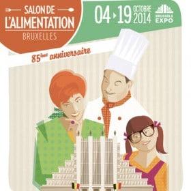 Entr e gratuite pour le salon de l 39 alimentation belgique - Salon de l etudiant bruxelles ...