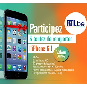concours iphone 6 rtl