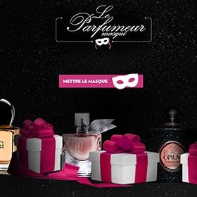3 échantillons Gratuits De Parfums Avec Ici Paris Xl