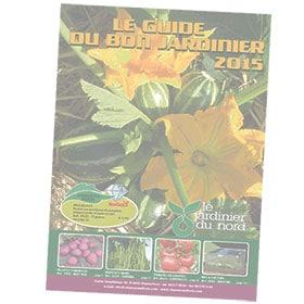 Recevez gratuitement le guide du bon jardinier 2015 for Jardinier belgique