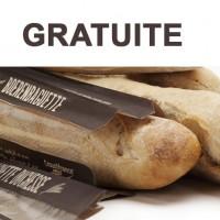 Baguette gratuite