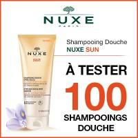 Testez le Shampooing Douche Après-soleil : 100 gratuits