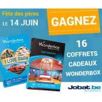 Concours Jobat et Wonderbox