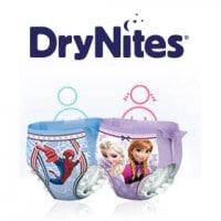 échantillons gratuits DryNites