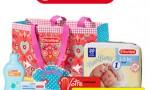 Trousse de naissance gratuite pour bébé avec Kruidvat