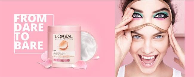 testez la crème démaquillante Fleurs Délicates de L'Oréal