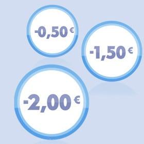Bons de réduction mensuels à imprimer : Nivea Belgique