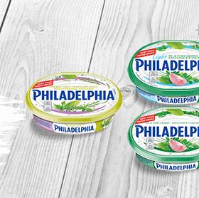 offre de remboursement : fromage Philadelphia 100% rembourse