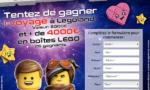 jeu concours Legoland - maxitoys.fr
