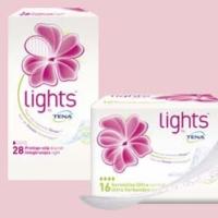 echantillons gratuits Light by Tena - tena.be