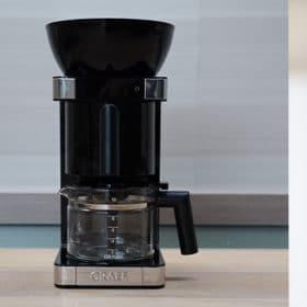 Jeu-concours - machine a cafe GRAEF