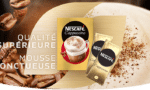 Action Nescafe Cappuccino Free samples - nestlepromo.be