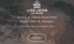 concours Visitez La Reunion avec XL Airways