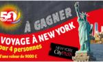 jeu 50 ans Maitre CoQ – Voyage New York