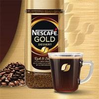 Echantillons gratuits de café Nescafé Gold Dessert