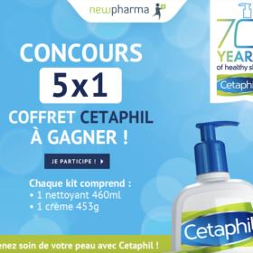 jeu concours Concours Cetaphil - kx1.co