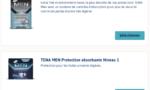 echantillons gratuits tena men - tena.fr