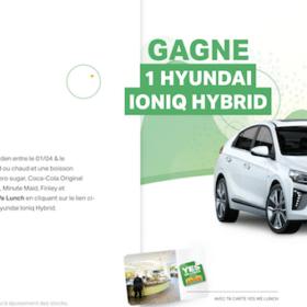 concours Gagne 1 Hyundai Ioniq Hybrid