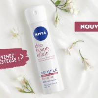 test gratuit NIVEA DEO BEAUTY ELIXIR