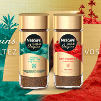 Participez a l'action Nescafe Gold Origins Free samples