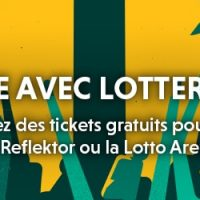 Participez au concours Lottery Club