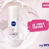 participez au test DEO ROLL-ON SENSITIVE NIVEA BEAUTY ELIXIR