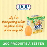 decouvrez le shampoing solide DOP